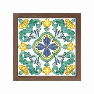 quadro azulejo português