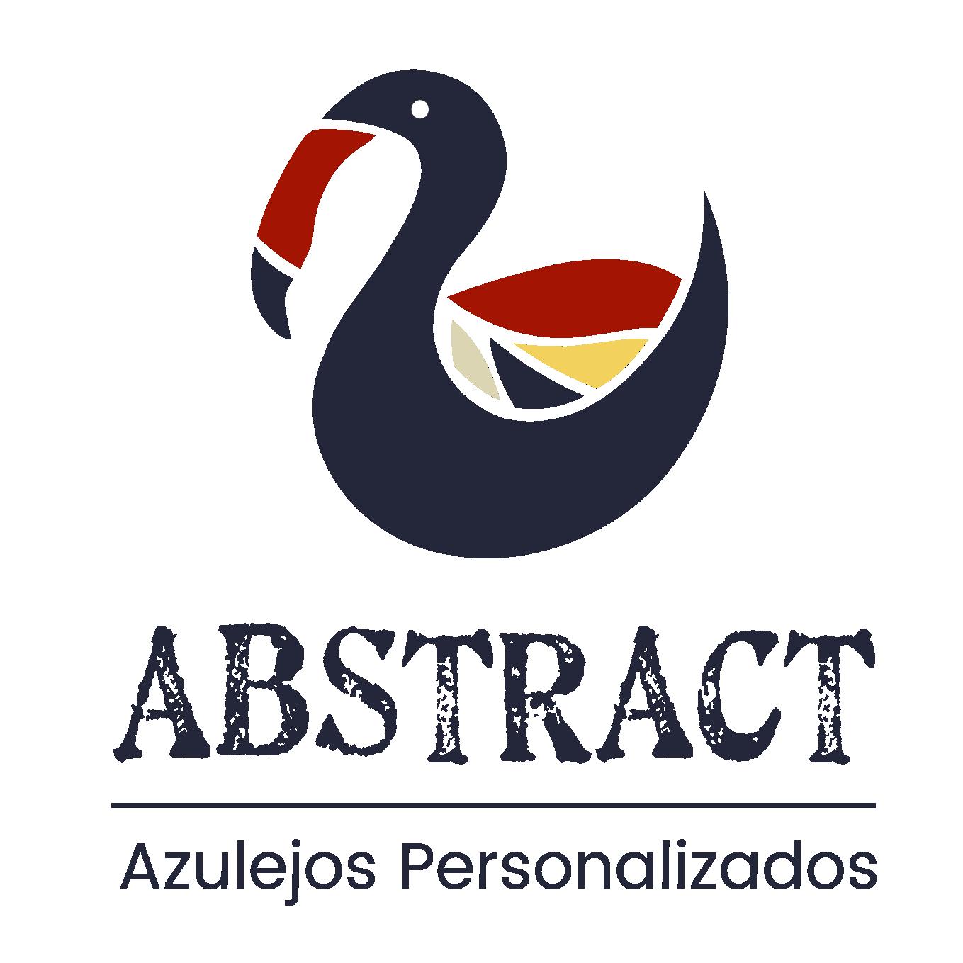 Abstract Flamingo