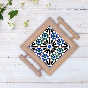 tabuleiro azulejo português