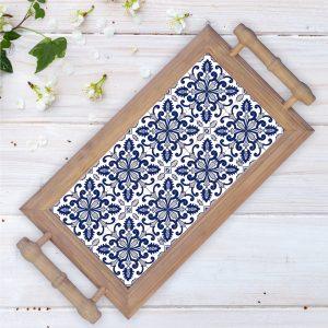 tabuleiro azulejo portugues