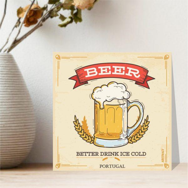 azulejo cerveja