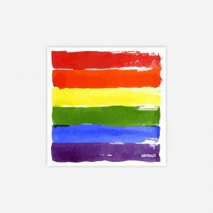 íman azulejo pride