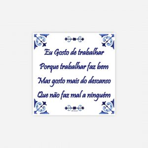 íman azulejo português